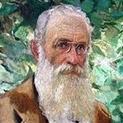 Икона: Иван Мърквичка нарисувал циганка като Богородица