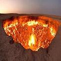 Чудо на природата: Вратата към ада е в Узбекистан