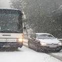 Зимното шофиране: Карайте на по-голяма дистанция