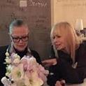 В кадър: Лили и Цветана Манева вечеряха постно заедно