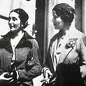 Добруджанската птица на поезията: Испански дипломат ухажва Дора Габе и Багряна (трета част)