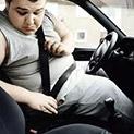 Дебелите шофьори катастрофират по-често