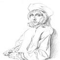Изложба: В изящния свят на илюстратора Ясен Гюзелев