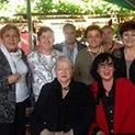 Юбилей: Йорданка Христова се срещна с класа след почти 60 години