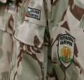 Армия от резервни части