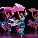 Танцьори от манастира Шаолин на сцената на НДК