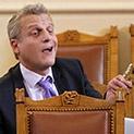 Мишена: Министър Москов сам да въвежда пръстови отпечатъци