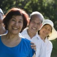 Китайските пенсионери често се издържат от децата си
