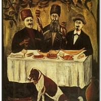 Алаверди – покана за грузински тост
