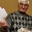 Минималната пенсия ще стане 154 лв., а максималната – 840