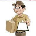 Фирма търси помощник куриер, може и пенсионер