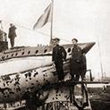 Стара слава: Първата ни подводница спасила Балчик