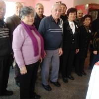 Другарска среща събра 75-годишни връстници в Караманово