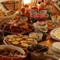 Храната – наслада за очите, небцето и стомаха