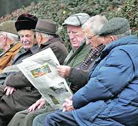 """Вестник """"Труд"""": Пенсионерите у нас са 3 пъти по-бедни от тези в Германия"""