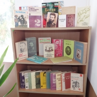 Националният литературен музей дари училището в Ценово