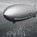 Преди век: Цепелин се разбил край Горна Оряховица