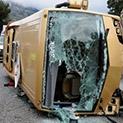 Кървава равносметка: 80 загиват в автобуси за последните 7 години