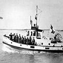 Преди 70 години: Дунавската флотилия чисти реката от бомби-чърчилки
