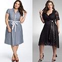 За дамите: Прикрийте недостатъците си с подходяща дреха