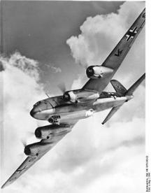 Самолетът Condor FW 200
