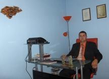 Председателят на Дружеството за приятелство България–Хондурас Спас Ташев