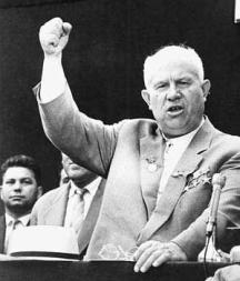 Съветския лидер Никита Хрушчов обърна историята със своя доклад пред XX конгрес на КПСС