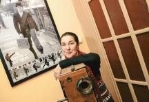 Шефката на филмотеката Антония Ковачева