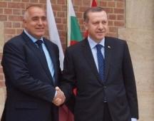 Българският премиер Бойко Борисов едва ли ще продума и думичка за претенциите на тракийските българи към Турция пред приятеля си Ердоган