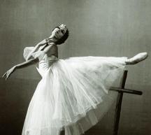 Колдамова в ролята на Жизел, 1967 г.