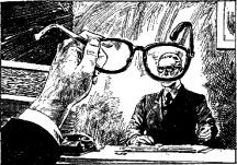 Фамозните очила на криминалиста уплашили комсомолските шефове