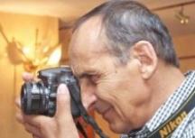 Зафер Галибов със своята камера
