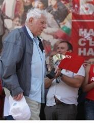 Писарев получава през 2012 година наградата за лява публицистика