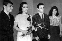 Бракът на Висоцки с втората му жена Людмила Абрамова
