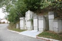Паметникът на руските освободители на хълма Бакаджик край Ямбол