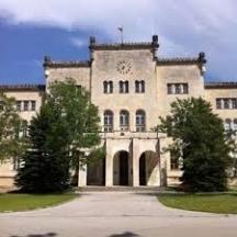 Американският гост посетил Военното училище в София