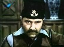 Актьорът в култовата си роля на Капитан Петко войвода