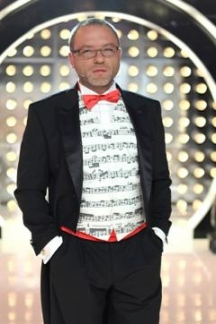 Синът - музикантът Ангел Заберски