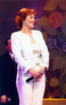 Певицата Мая Нешкова