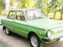 Съветската машина ЗАЗ бе много популярна у нас преди години