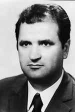 Георги Атанасов в годините, когато бе министър председател на България