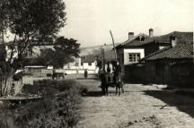 Улица от село Горни Пасарел