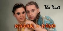 Публиката често ги пита - кой е Нино и кой Назар? На този плакат имената им са разменени.