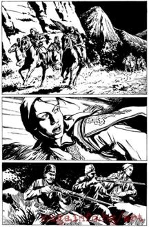 През 21 век подвизите на Румена войвода влязоха и в комикс