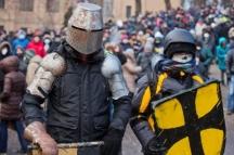 Лицата на Майдана