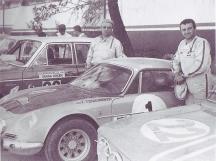 Няколко екипа български състезатели се появявяха по ралитата с родни автомобили
