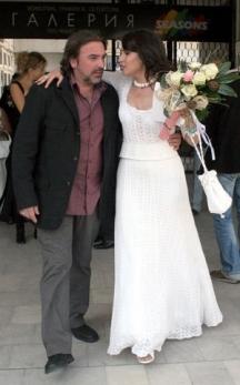 Спомен от сватбата й с Васил