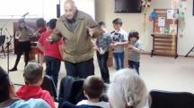 ТВ ветеранът на среща с най-вярната си публика - децата