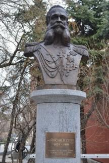 През 2013 г. в София бе открит паметник на ген. Йосиф Гурко