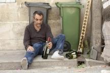 Пияниците като този всяка вечер намираха покрив в столичния изтрезвител